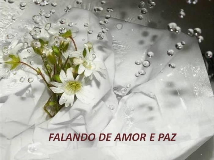 amor e paz