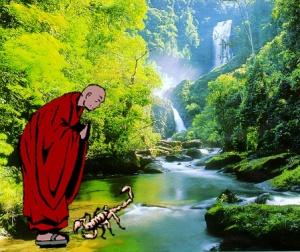 o-monge-e-o-escorpiao