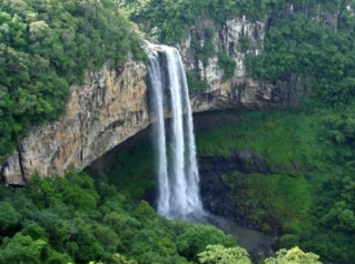CASCATA DO CARACOL-CANELA-RS